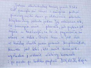 opinie Aleksandra Jurek terapeuta paras-olka